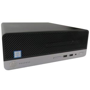 HP ProDesk 400 G4 SFF Intel Core i5-7500 3.40GHz de 7ma Generacion  16GB DDR4 Disco Solido de 480GB SSD Windows 10 Professional, Teclado y Mouse  Producto usado  Garantia 12 Meses