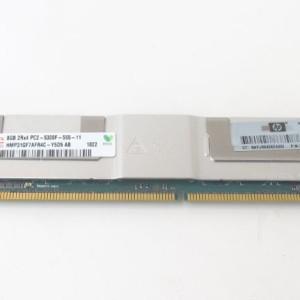 Memoria HP 8GB DIMM PC2-5300 DDR2 413015-B21 398709-071 416474-001  BL460C BL480C BL680C G5 DL140 G3 DL160 G5 DL360 G5 DL380 G5 DL580 G5 - bolsa garantia 12 Meses