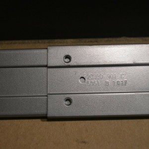 728348-001 - HP 2U SFF Rail Kit para Servidores ProLiant DL380 G8  G9  Retirado de Equipo en Uso