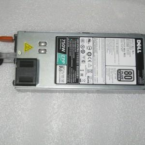 Fuente Dell 0XW8W 750W EPP 80+ Platinum 00XW8W - Retirado de equipo en uso