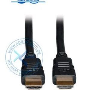 Cable de video Tripp-Lite P569-025, HDMI de Alta Velocidad con Ethernet, Ultra HD 4K x 2K.