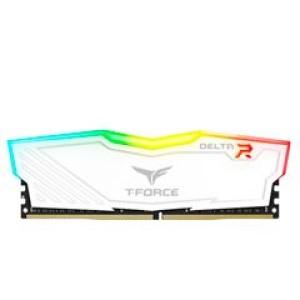 Memoria T-Force Delta RGB, 16GB, DDR4 3200 MHz, CL-16, 1.35V