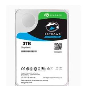"""Disco duro Seagate Skyhawk Surveillance, 3TB, SATA 6.0 Gbps, 256MB Cache, 3.5""""."""