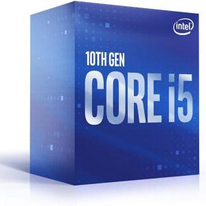Procesador Intel Core i5-10400, 2.90 GHz, 12 MB Caché L3, LGA1200, 65W, 14 nm. Video Intel HD Graphics 630