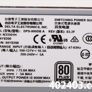 Fuente LENOVO PSU 900W X3500M5 X3550M5 X3650M5 HX5500 94Y88298 94Y8200