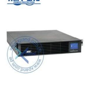 UPS SmartOnline TrippLite SUINT2200LCD2U, 2200VA, 1980W, 230V, 2U. UPS de doble conversión en línea de alto rendimiento con interfaz LCD interactiva ideal para cualquier aplicación crítica de