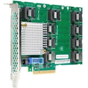 Tarjeta de expansión HPE 870549-B21, 12Gbps SAS, para HPE DL38X Gen10.