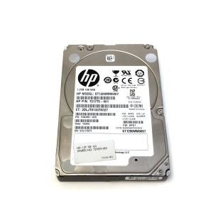 Disco SAS HP 1.2TB 10K RPM 2.5  SFF 6GB/S para servidor G9