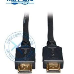 Cable de video Tripp-Lite P568-050, HDMI, HD 1080p, Negro, 15.24 mts.