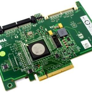 YK838 0YK838 DELL PCI-E SAS RAID CONTROLLER Con Cables