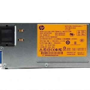 Fuente HP  Proliant 750W 643955-101 643932-001 660183-001  para ML350, DL380, DL388P G8 - Retirado de Equipo en Uso