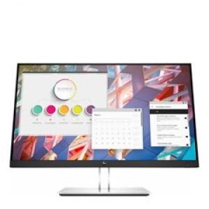 """Monitor HP E24 G4 23.8"""" FHD IPS, HDMI / DP / VGA / 4 x USB 3.2 Gen1 / USB Tipo-B Relacion de contraste: 1 000:1, Brillo: 250 nits, Tamaño de pixel: 0.274 mm, Voltaje de entrada: 100 - 240 VAC"""