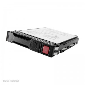 Disco duro HPE 861681-B21, 2TB, SATA 6.0, 7200 RPM, LFF, SC MidLine, 3.5