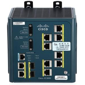 Switch Cisco IE-3000-8TC Industrial Ethernet 3000  Nro de parte: IE-3000-8TC