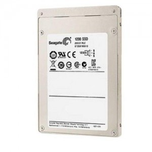Disco duro Solido 2.5  Seagate SSD 100GB SAS 12Gb/s ST100FM0093 Retirado de equipo en uso - 12 Meses