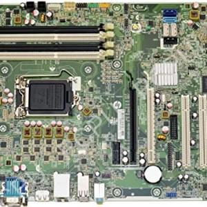 PLaca HP 8200 8280 CMT Motherboard 611835-001 611796-002  - Segundo uso garantia 12 Meses