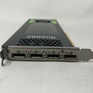 Tarjeta de Video Nvidia Quadro M4000 8GB GDDR5 PCI Express 3.0 x 16, 4 x Display Port - Poducto Usado garantia 12 Meses