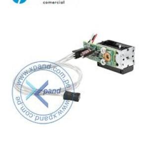 Sensor de bloqueo de cubierta de solenoide HP.