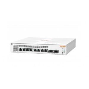 HPE Aruba Instant On 1930 8G 2SFP Switch - Conmutador - L3 Gestionado - 8 x 10/100/1000 + 2 x Gigabit SFP