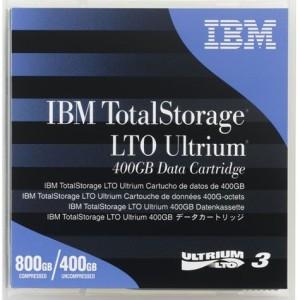 CARTUCHO IBM ULTRIUM GEN 3 400/800GB 24R1922 LTO3, Ultrium-3