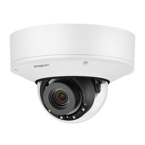 4K NETWORK AI IR VANDAL DOME CAMERA MAX. 4K RESOLUTION 0.05LUXF1.6 (COLOR) 0LUX (BW IR LED ON) DAY NIGHT(ICR) WDR(120DB) H.265 VIDEO ANALYTICS BASED ON AI OBJECT DETECTION AND CLASSIFICATION
