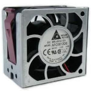 Fan HP 394035-001, 419285-001, DL380 G5 retirado de Equipo en uso