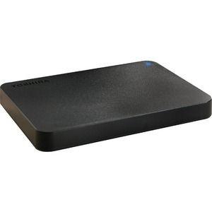 Disco duro externo Toshiba Canvio Basics, 4TB, USB 3.0.
