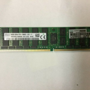 Memoria HP 64GB DDR4 2666 ECC LRDIMM 1.2V 840759-091 850882-001 Hyni HMAA8GL7AMR4N-VK Retirado de Equipo en Uso Garantia 12 Meses