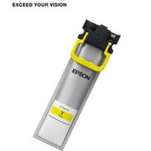 Bolsa de tinta EPSON T941420-AL, color yellow. Las tintas Epson DURABrite Ultra Pro utilizan pigmentos insolubles en agua que se fijan por resina, para ofrecer impresiones de alta calidad y g