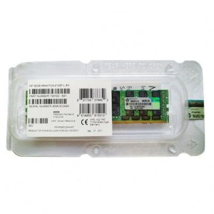 Memoria HP 805349-B21, 16GB, DDR4, RDIMM, 2400 MHz, 1.2V.