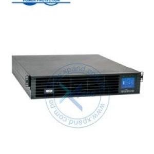 UPS Smart Tripp-Lite SUINT1000LCD2U, On-Line, 1 KVA, 900 W, 208V/230V, 2U. Doble conversión en linea, factor de potencia 0.9, factor de cresta 3:1, autonomía a plena carga 4.7 min (900 W), au