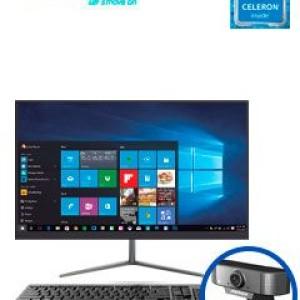 "All-in-One Advance AIO AI2410, 23.8"" IPS, Intel Celeron N3350 1.1 GHz, 4GB DDR3,EmmC 64GB. Resolucion 1920 x 1080, Video Intel HD Graphics 500, LAN GbE, WLAN Intel 3165 Wireless 802.11 AC, Bl"