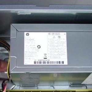 Cambio de Fuente de Poder en equipos HP DELL Lenovo - Solo servicio de cambio