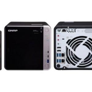QNAP TS-453BT3-8G-US 4-Bay Celeron J3455 Quad-core 8GB Thunderbolt 3 10G