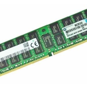 Modulo RAM HPE - 32 GB (1 x 32 GB) - DDR4 SDRAM - 2400 MHz DDR4-2400/PC4-19200 - 1.20 V - Registrado - CL17 - 288-pin - DIMM -819412-001 809083-091 Servidores G9 Dl380 G9 DL360G9 - Pedido 15