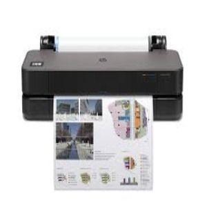 """Impresora de gran formato de inyección de tinta HP Designjet T250 - 610mm (24.02"""") Ancho de Impresión - Color - Impresora - 4 Color(es) - 30Segundo Velocidad de color - 2400 x 1200 dpi -"""