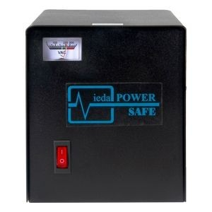 ESTABILIZADOR SOLIDO 3KVA MONOFASICO ENT: (180V/250VAC) / SAL: 4TOMAS 220VAC AL 4.5% , ITM , 2400 WATTS CON F.P. 0.8