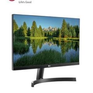 """Monitor LG 22MK600M, 21.5"""" IPS, 1920 x 1080, HDMI / VGA / Audio. Relación de aspecto 16:9, brillo 250 cd/m², contraste 1000:1, contraste dinámico Mega, tiempo de respuesta 5 ms (GtG), auto-vo"""