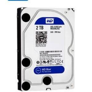 WD Blue WD20EZAZ - Disco duro - 2 TB