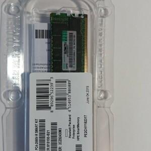 Memoria HPE 815100-B21, 32GB, DDR4, 2666 MHz, PC4-21300, CL19, RDIMM, 1.2V - 840758-091  850881-001  Pedido 20 dias