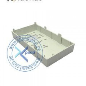 Bracket de plastico Ruckus 902-0119-0000, para ZoneFlex H500, para montaje en pared.
