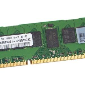 Memoria HP 2GB 2RX8 PC3-10600R MEMORY MODULE 500202-061 501533-001 - usado garantia 12 Meses