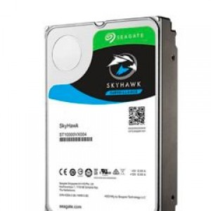 """Disco duro Seagate Surveillance SkyHawk ST6000VX001, 6TB, SATA 6.0 Gb/s, 5400 RPM, 3.5""""."""