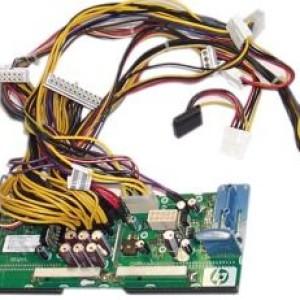 HP 461318-001  511776-001  POWER SUPPLY BACKPLANE BOARD FOR PROLIANT ML350 G6. - Retirado de equipo en uso : Garantia 12 Meses