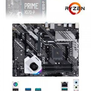 MOTHERBOARD ASUS AMD AM4 PRIME X570-P